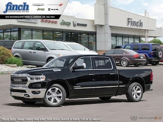 New 2019 Ram All-New 1500 Limited - Navigation -  Leather Seats - $443.26 B/ Truck Crew Cab for sale near you in London, Ontario
