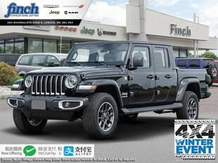 2020 Jeep Gladiator Overland - $346 B/W Truck Crew Cab 1C6HJTFG2LL151289