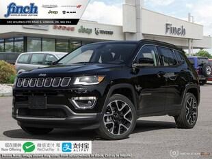 2020 Jeep Compass Limited - $248 B/W SUV 3C4NJDCB5LT167775