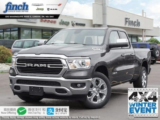 New 2020 Ram 1500 Big Horn - $303 B/W Truck Quad Cab for sale in London ON