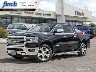 2019 Ram All-New 1500 Laramie - Navigation -  Uconnect - $378.41 B/W Truck Crew Cab