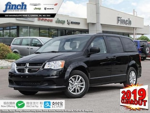 2019 Dodge Grand Caravan 35th Anniversary - $182 B/W Van 2C4RDGCG1KR781908