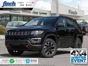 2020 Jeep Compass Trailhawk - $211 B/W SUV 3C4NJDDB1LT104803