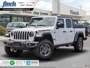 2020 Jeep Gladiator Rubicon - $408 B/W Truck Crew Cab 1C6JJTBG0LL139469