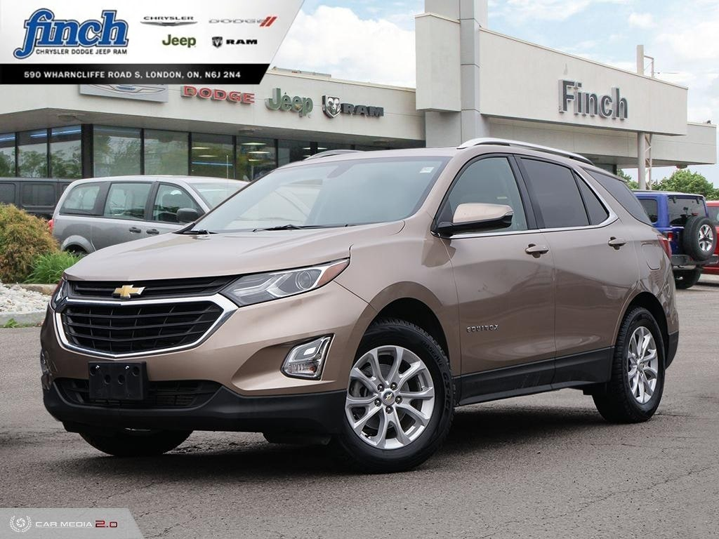 Featured Used 2018 Chevrolet Equinox LT - Bluetooth -  Heated Seats - $181 B/W SUV for sale near you in London, ON