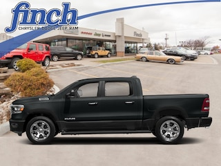 New 2019 Ram All-New 1500 Rebel -  Uconnect - $361.83 B/W Truck Crew Cab for sale in London, Ontario