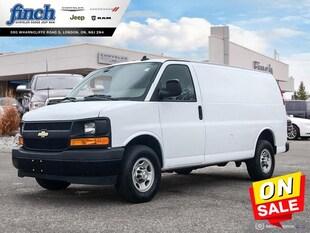 2017 Chevrolet Express Cargo Van - $160 B/W Regular Cargo
