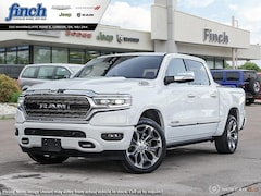 2019 Ram All-New 1500 Limited - Sunroof - Leather Seats - $424 B/W Truck Crew Cab