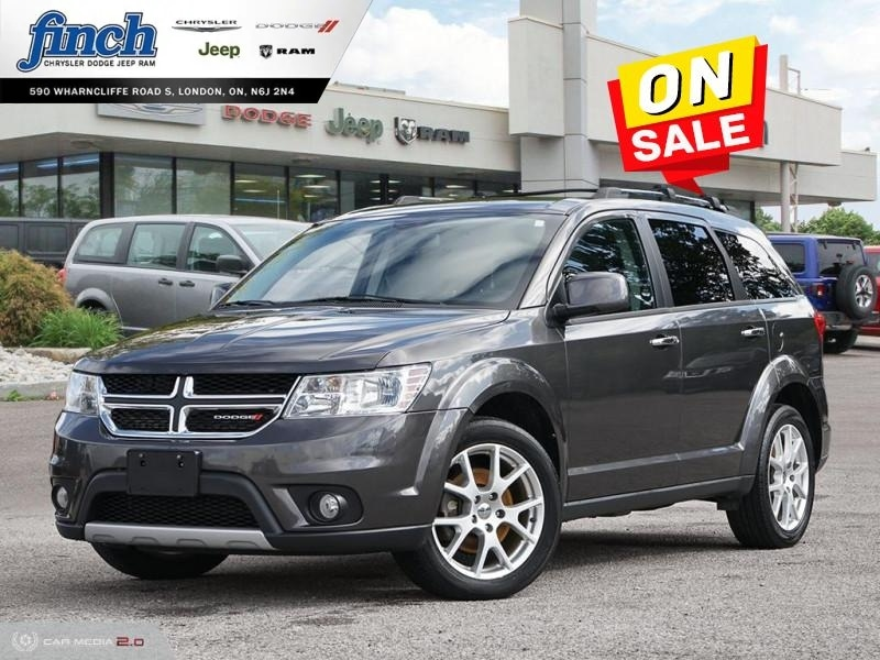 Featured Used 2016 Dodge Journey R/T - Leather Seats -  Bluetooth - $115 B/W SUV for sale near you in London, ON