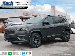 2020 Jeep Cherokee High Altitude - $250 B/W SUV 1C4PJMDX9LD583756