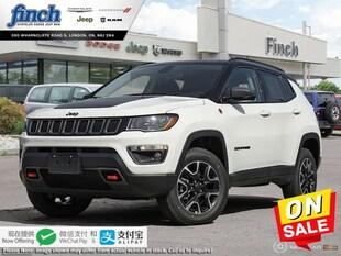2020 Jeep Compass Trailhawk - $202 B/W SUV 3C4NJDDB0LT104808