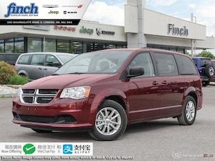 2019 Dodge Grand Caravan SXT - $198 B/W Van 2C4RDGCG0KR763707