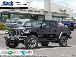 2020 Jeep Gladiator Rubicon - $387 B/W Truck Crew Cab 1C6JJTBGXLL117561