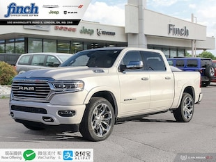 2020 Ram 1500 Longhorn - $410 B/W Truck Crew Cab 1C6SRFKT1LN151887