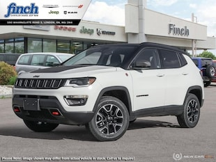 2019 Jeep Compass Trailhawk - Navigation -  Uconnect - $192 B/W SUV