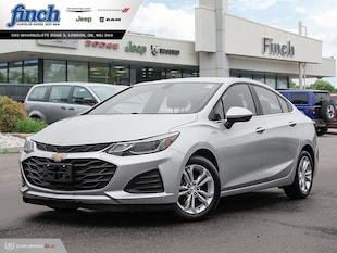 2019 Chevrolet Cruze LT - Apple Carplay -  Android Auto Sedan 1G1BE5SMXK7100245