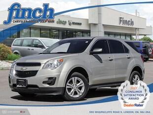 2011 Chevrolet Equinox LS - Siriusxm - $100.26 B/W SUV