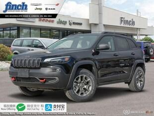 2020 Jeep Cherokee Trailhawk - $226 B/W SUV 1C4PJMBX8LD539153