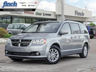 2019 Dodge Grand Caravan SXT Premium Plus - $183.74 B/W Van