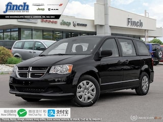New 2019 Dodge Grand Caravan Canada Value Package - $163 B/W Van for sale near you in London, ON