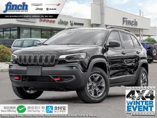 2020 Jeep Cherokee Trailhawk Elite - $259 B/W SUV 1C4PJMBX5LD562289