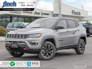 2019 Jeep Compass Trailhawk - $200 B/W SUV 3C4NJDDB9KT628022