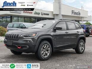 2020 Jeep Cherokee Trailhawk Elite - $258 B/W SUV 1C4PJMBX5LD515537