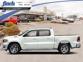 New 2020 Ram 1500 Big Horn - $323 B/W Truck Crew Cab for sale in London ON