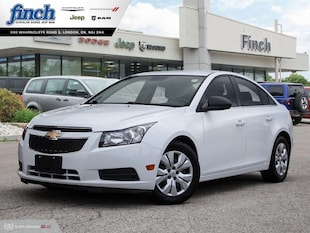 2012 Chevrolet Cruze - $73 B/W Sedan
