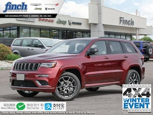 2020 Jeep Grand Cherokee Limited - $327 B/W SUV 1C4RJFBGXLC264766