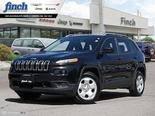 2016 Jeep Cherokee Base - $115 B/W SUV 1C4PJMAB1GW124806