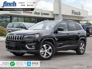 Demo 2019 Jeep Cherokee Limited - Leather Seats -  Bluetooth - $208 B/W SUV for sale near you in London, ON
