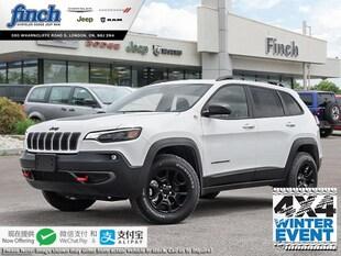2020 Jeep Cherokee Trailhawk Elite - $260 B/W SUV 1C4PJMBX1LD566047