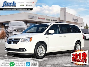 2019 Dodge Grand Caravan 35th Anniversary - $181 B/W Van 2C4RDGCG3KR767749