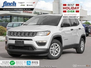 2020 Jeep Compass Sport - $197 B/W SUV 3C4NJDAB2LT161791