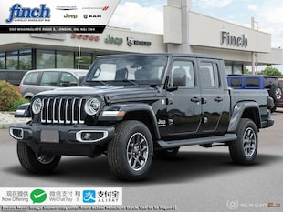 2020 Jeep Gladiator Overland - Navigation -  Uconnect - $342 B/W Truck Crew Cab 1C6HJTFG2LL151289