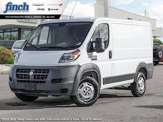 New 2018 Ram ProMaster 2500 1500 Low Roof 118 WB -  Power Windows - $242.34 B/ Van Cargo Van for sale in London, Ontario