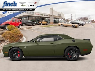 New 2019 Dodge Challenger SRT Hellcat Redeye Widebody Coupe for sale in London ON