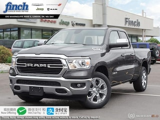 New 2020 Ram 1500 Big Horn - $296 B/W Truck Quad Cab for sale in London ON