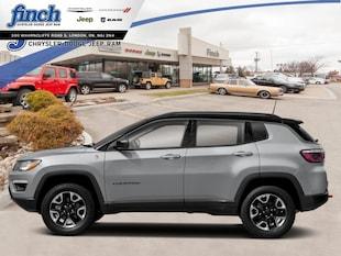 2020 Jeep Compass Sport - Sunroof - Leather Seats - $223 B/W SUV 3C4NJDDB7LT104806