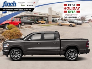 New 2020 Ram 1500 Sport - $329 B/W Truck Crew Cab for sale in London ON