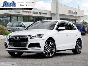 2019 Audi Q5 SUV WA1FNAFY1K2018586