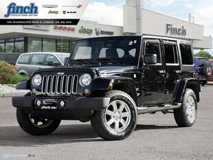 2016 Jeep Wrangler Unlimited Sahara -  A/C - $237 B/W SUV 1C4BJWEG6GL316798