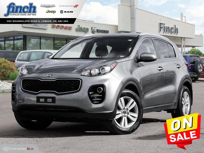 Featured Used 2019 Kia Sportage LX - Heated Seats -  Bluetooth SUV for sale near you in London, ON