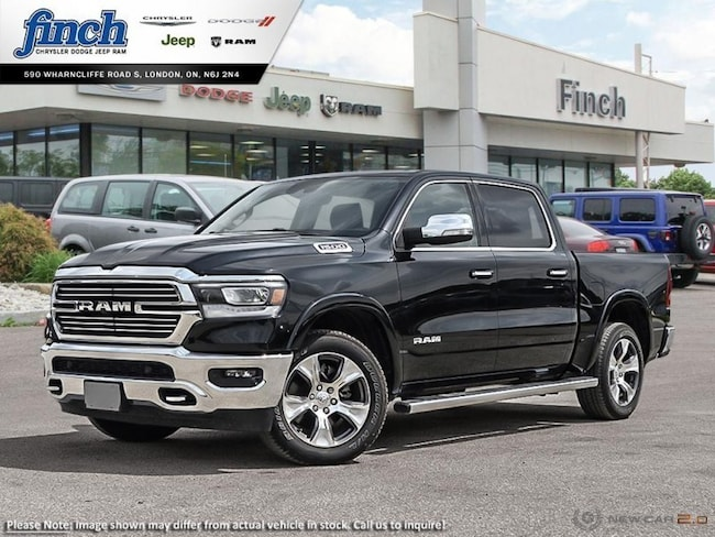 97aa089a5f50fc New 2019 Ram All-New 1500 Laramie - Leather Seats -  369.77 B W For ...