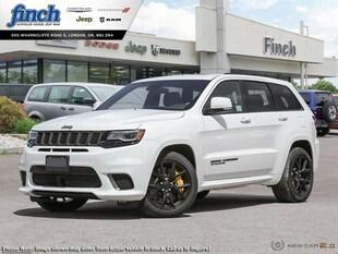 2018 Jeep Grand Cherokee Trackhawk 4x4 - Navigation SUV