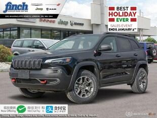 2020 Jeep Cherokee Trailhawk - $228 B/W SUV 1C4PJMBX8LD539153