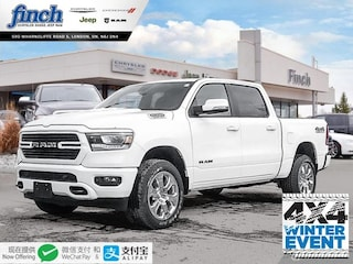 New 2020 Ram 1500 Big Horn - $324 B/W Truck Crew Cab for sale in London ON