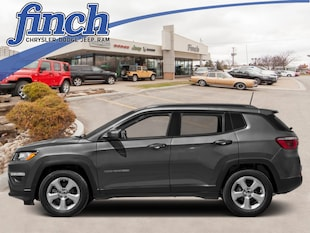 2019 Jeep Compass Upland Edition -  Apple Carplay - $180.84 B/W SUV