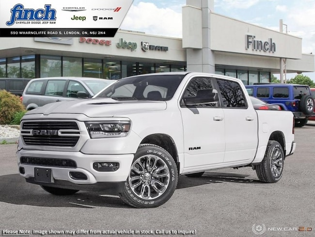 6fd56a566ae166 New 2019 Ram All-New 1500 Sport - Heated Seats -  328.58 B W For ...